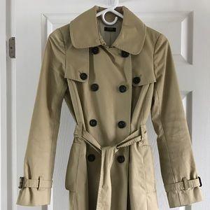 JCrew Trench Coat for women